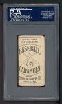1909 E90-1 American Caramel  Fred Tenney  Back Thumbnail
