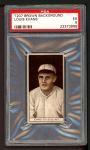 1912 T207  Steve Evans    Front Thumbnail