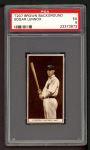 1912 T207  Ed Lennox    Front Thumbnail
