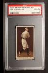 1912 T207  Tex Covington    Front Thumbnail