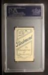1909 T206 BALL Joe Lake  Back Thumbnail