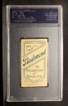 1909 T206  James Lafitte  Back Thumbnail