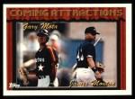 1994 Topps #782  James Mouton  /  Gary Mota  Front Thumbnail