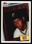 1994 Topps #208  Andy Rice  Front Thumbnail