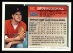 1994 Topps #162  Bob MacDonald  Back Thumbnail