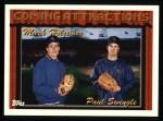 1994 Topps #765  Mark Holzemer  /  Paul Swingle  Front Thumbnail