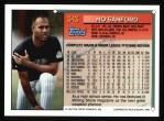 1994 Topps #343  Mo Sanford  Back Thumbnail