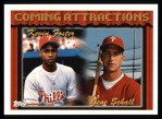 1994 Topps #786  Kevin Foster /  Gene Schall  Front Thumbnail