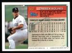 1994 Topps #562  Darren Holmes  Back Thumbnail