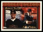 1994 Topps #790  Joe Phillips  /  Rikkert Faneyte  Front Thumbnail