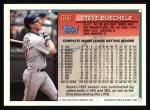 1994 Topps #666  Steve Buechele  Back Thumbnail