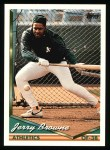 1994 Topps #624  Jerry Browne  Front Thumbnail