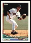 1994 Topps #474  Tim Naehring  Front Thumbnail