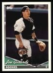 1994 Topps #372  Joe Girardi  Front Thumbnail