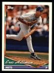 1994 Topps #453  Eric Hillman  Front Thumbnail