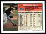 1994 Topps #627  Steve Reed  Back Thumbnail