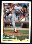1994 Topps #737  Paul Kilgus  Front Thumbnail