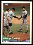 1994 Topps #543  Larry Casian  Front Thumbnail