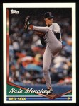 1994 Topps #716  Nate Minchey  Front Thumbnail