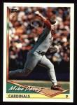 1994 Topps #567  Mike Perez  Front Thumbnail