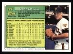 1994 Topps #224  Danny Miceli  Back Thumbnail