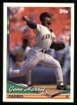 1994 Topps #514  Gene Harris  Front Thumbnail