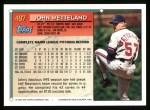 1994 Topps #497  John Wetteland  Back Thumbnail