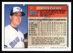 1994 Topps #39  Huck Flener  Back Thumbnail