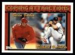 1994 Topps #788  Brian Barber  /  Richard Batchelor  Front Thumbnail