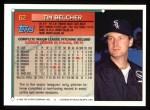 1994 Topps #62  Tim Belcher  Back Thumbnail