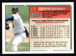 1994 Topps #679  Jaime Navarro  Back Thumbnail