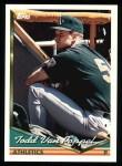 1994 Topps #559  Todd Van Poppel  Front Thumbnail