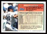 1994 Topps #732  Al Leiter  Back Thumbnail