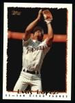 1995 Topps #118  Luis Lopez  Front Thumbnail