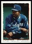 1995 Topps #275  Ramon Martinez  Front Thumbnail