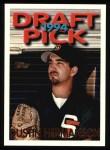 1995 Topps #231  Dustin Hermanson  Front Thumbnail