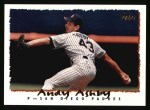 1995 Topps #85  Andy Ashby  Front Thumbnail