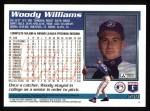 1995 Topps #299  Woody Williams  Back Thumbnail