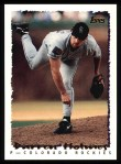 1995 Topps #26  Darren Holmes  Front Thumbnail