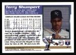 1995 Topps #87  Terry Shumpert  Back Thumbnail