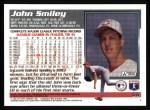 1995 Topps #56  John Smiley  Back Thumbnail