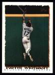 1995 Topps #225  Darrell Whitmore  Front Thumbnail