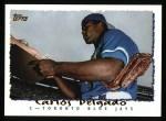 1995 Topps #469  Carlos Delgado  Front Thumbnail