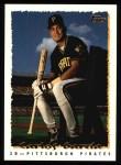 1995 Topps #515  Carlos Garcia  Front Thumbnail