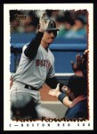 1995 Topps #272  Rich Rowland  Front Thumbnail