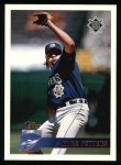 1996 Topps #142  Mike Fetters  Front Thumbnail
