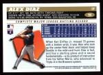 1996 Topps #94  Alex Diaz  Back Thumbnail