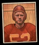 1950 Bowman #66  Harry Gilmer  Front Thumbnail