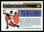 1996 Topps #47  Sid Roberson  Back Thumbnail