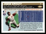 1996 Topps #257  John Smiley  Back Thumbnail